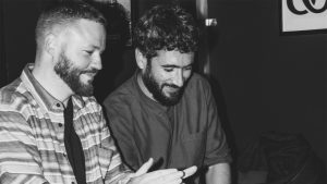 Bearded Matthew and Bearded Florin