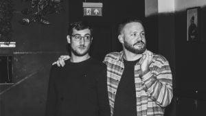 Bearded Joe and Bearded Matthew