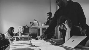 Bearded Fellows Creative meeting